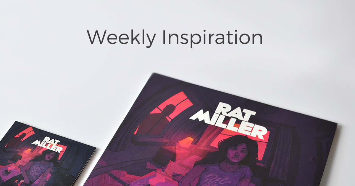 Weekly Inspiration for Designers #34