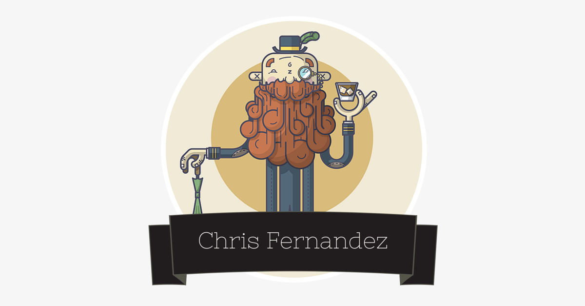 Geniuses we love – Chris Fernandez