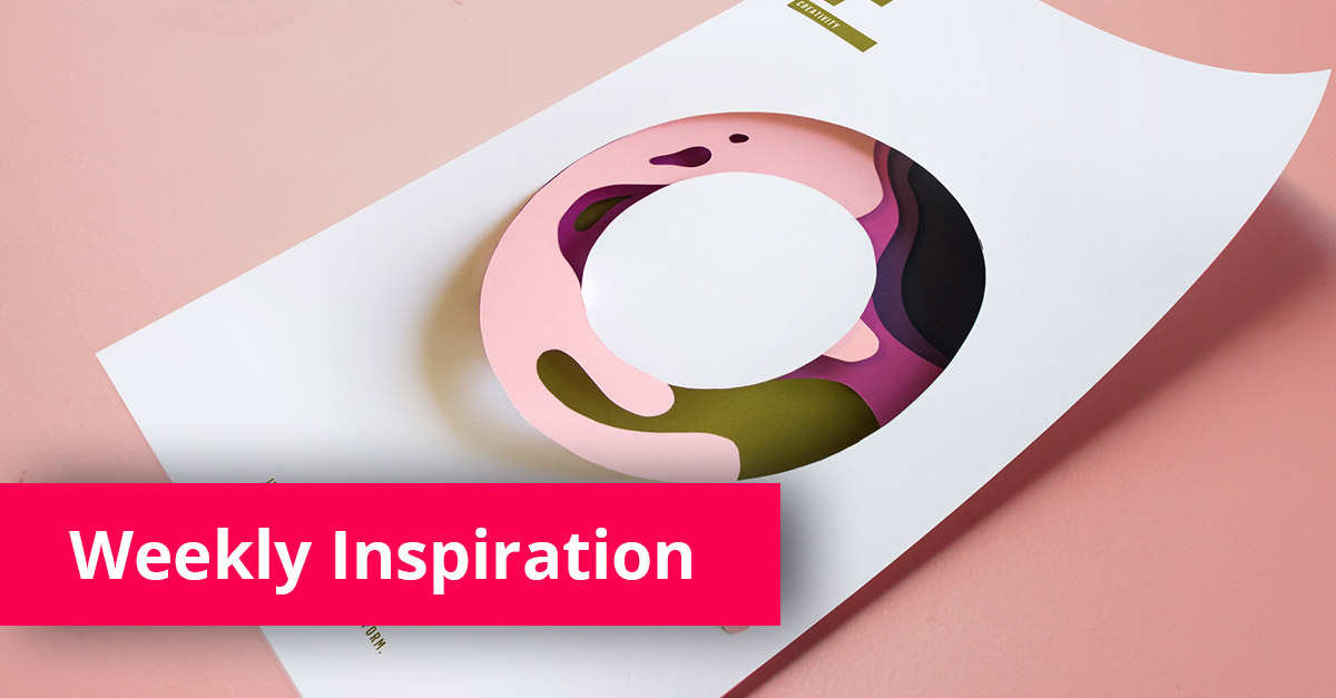 Weekly Inspiration for Designers #52
