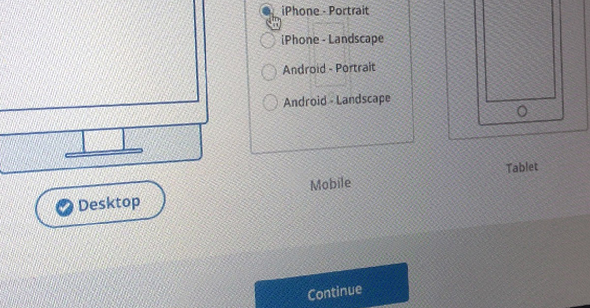 Select Page UI Inspiration