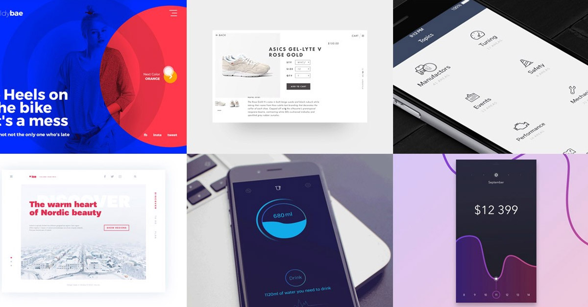 UI Interactions of the week #25