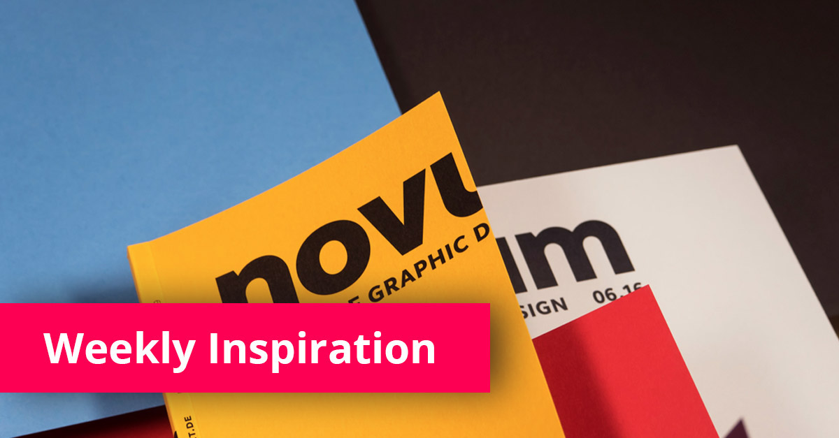 Weekly Inspiration for Designers #54