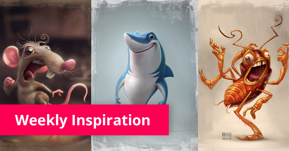 Weekly Inspiration for Designers #55
