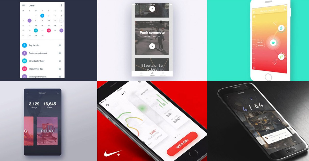 UI Interactions of the week #29