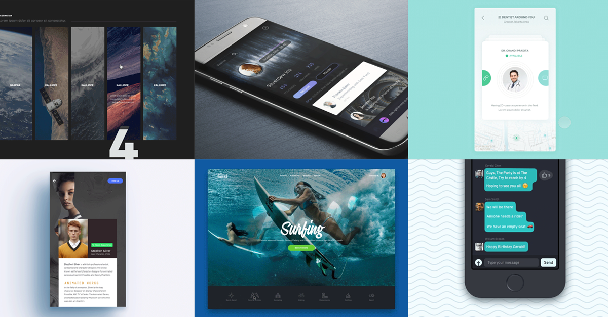 UI Interactions of the week #31