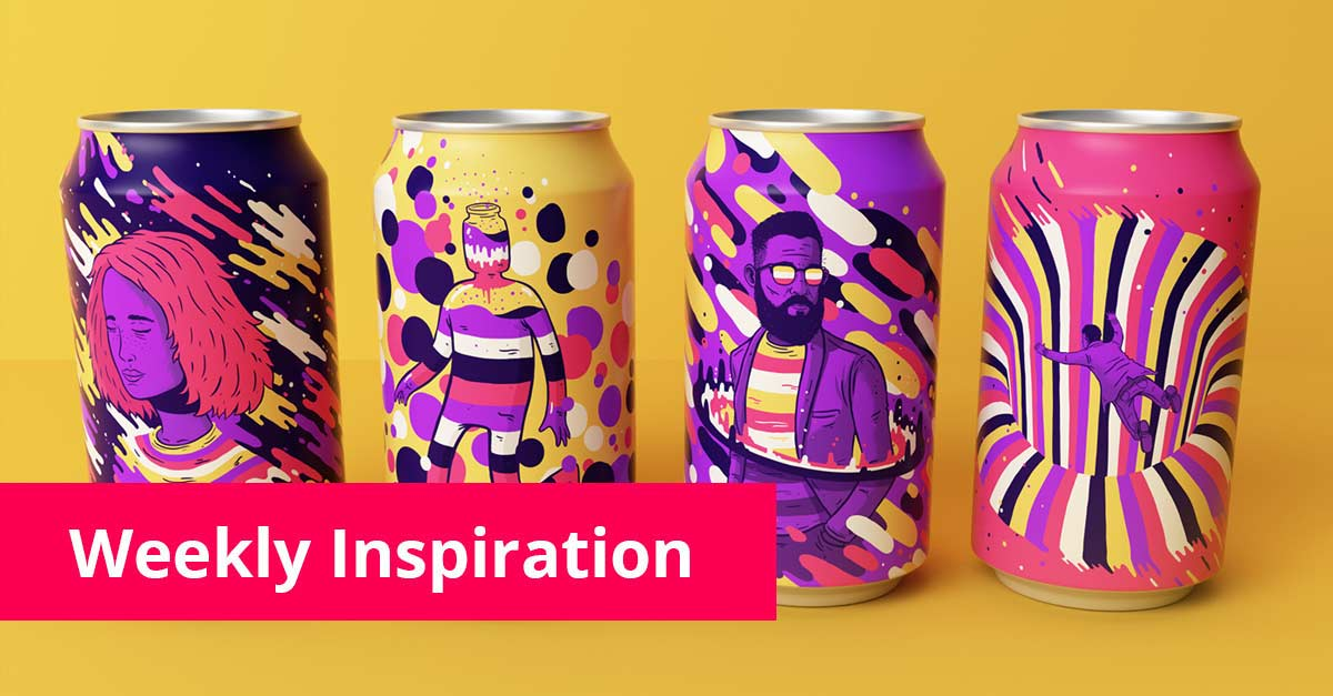 Weekly Inspiration for Designers #61