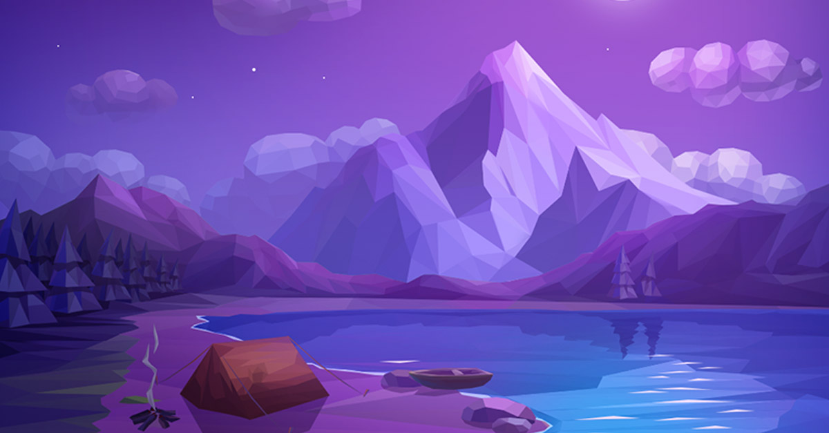 Low Poly Inspiration #2