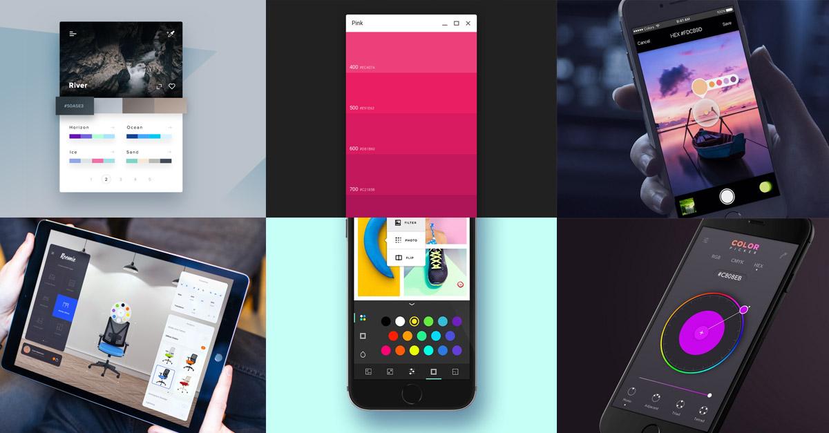 Color Picker—Design Inspiration